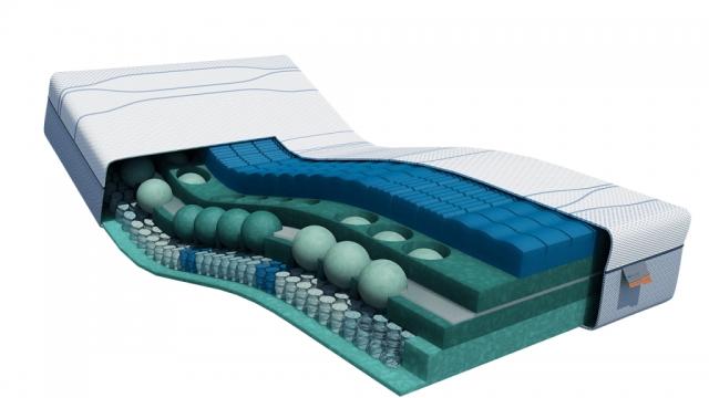 MLine 8 boxspring matras