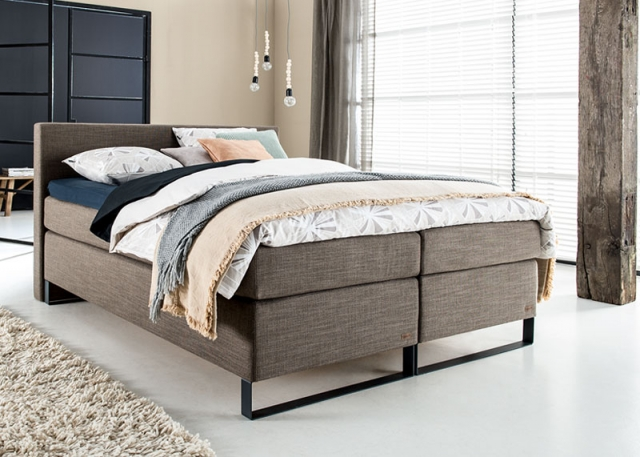 boxspring sand by eastborn