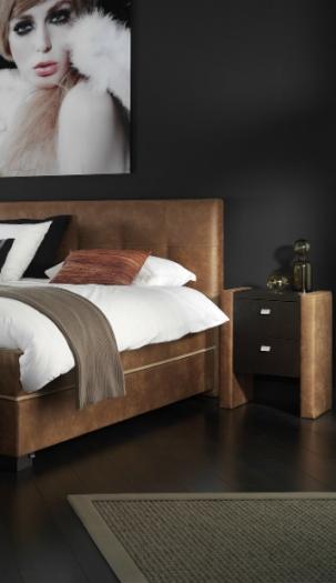 Bellville pullman matras en bed