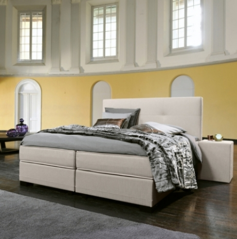 Pullman matras en bed