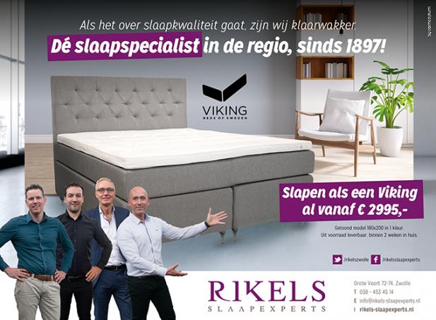 Viking Advertentie